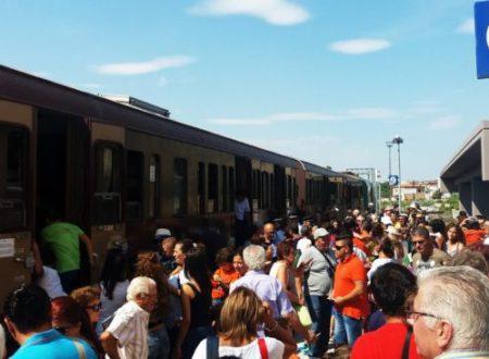 Alla scoperta dei territori del gusto: ultimi due appuntamenti con i treni storici