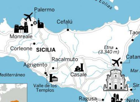 EL PAIS: UNA SETTIMANA IN SICILIA PER VEDERE IL MEGLIO
