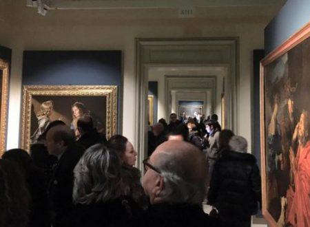 """Un viaggio tra i """"caravaggeschi"""": in mostra a Villa Zito, a Palermo, fino al 10 giugno."""