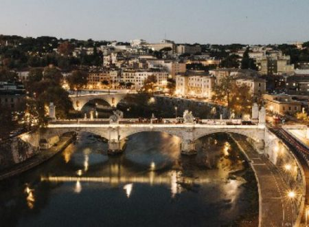 Una Roma inedita raccontata dal National Geographic Deutschland.