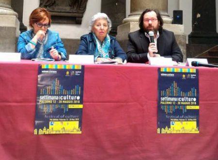 130 eventi a Palermo dal 12 al 20 maggio: ecco la Settimana delle culture.