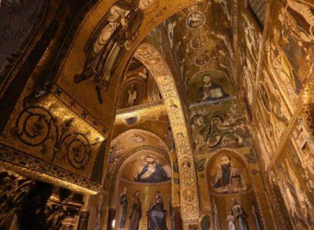 Il Palazzo Reale e la Cappella Palatina di Palermo in 3D