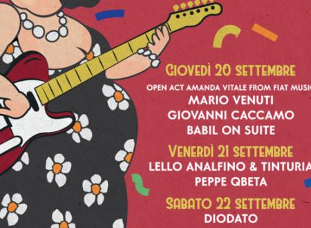 A Sant'Agata Militello il 'curtigghiu' diventa festival musicale