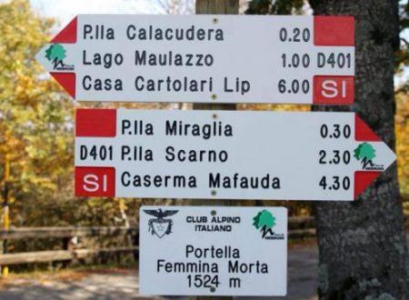 Si ampia l'offerta trekking in Sicilia: nasce il Cammino dei Nebrodi