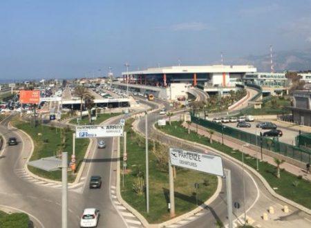 Da oggi il parcheggio all'aeroporto di Palermo si prenota online.