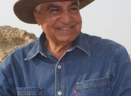 Il Prof.egiziano Zahi Hawass a Palermo illustrerà le recenti scoperte nell'antico Egitto.