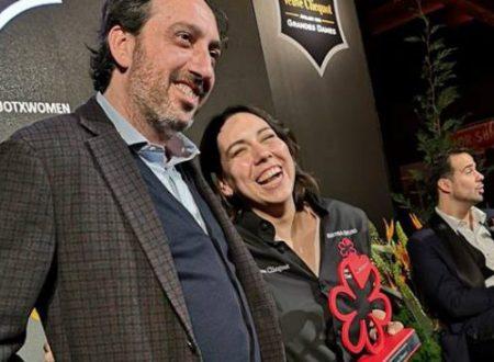 Il premio Michelin Chef Donna alla siciliana Martina Caruso del Signum di Salina