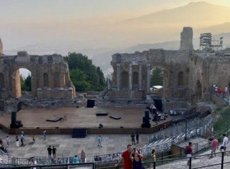 Passeggiata archeo-filosofica al Teatro Antico di Taormina, Domenica 6 ottobre.